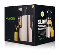 Hurom Slow Juicer Hj Series : Hurom Slow Juicer - Specifications